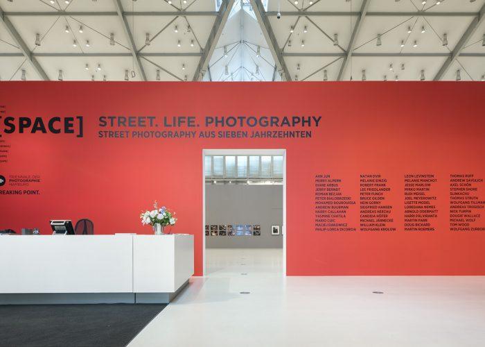 Street. Life. Photography. Deichtor Hallen 2018